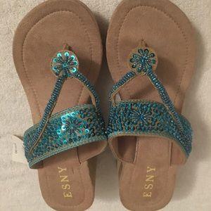 b5a98e12e Esny Shoes - Wedge sandals